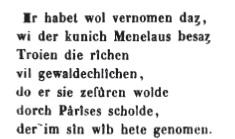 Ettmüller 1852 Anfang