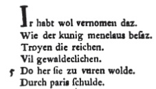 Müller 1783 Eneas-Anfang