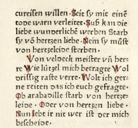 Mentelin 1477 Jüngerer Titurel