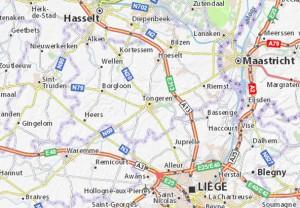 Viamichelin Limburg