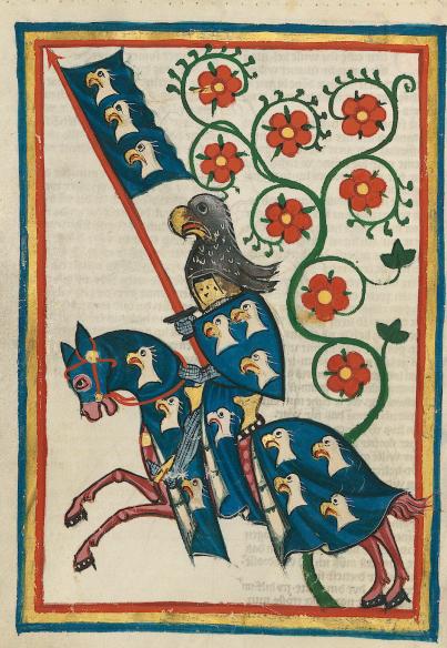 Liederhandschrift C 184v
